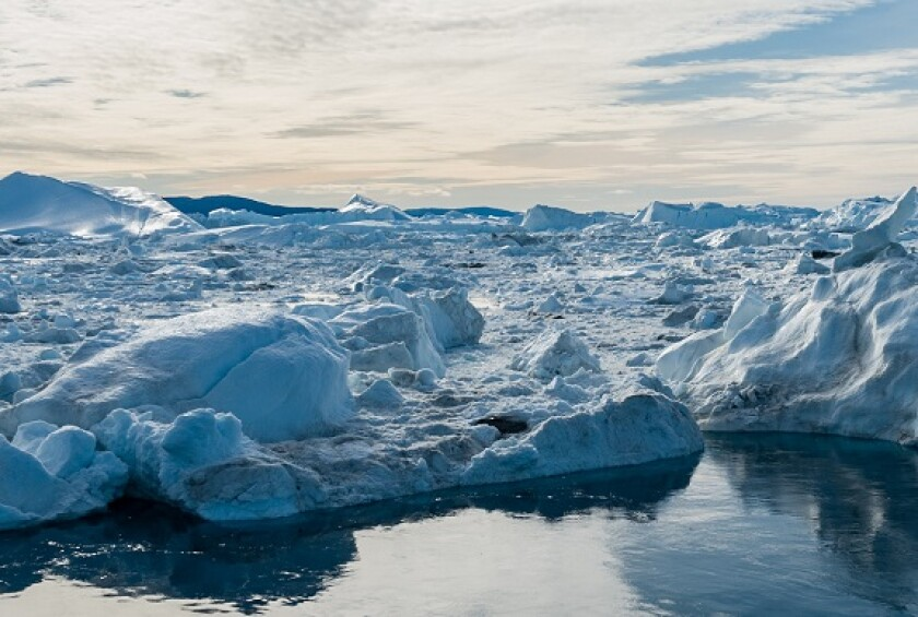 Greenland climate icebergs Arctic from Adobe 4Oct20 575x375