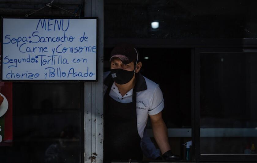 Ecuador, menu, restructuring, coronavirus, pichincha, 575, LatAm