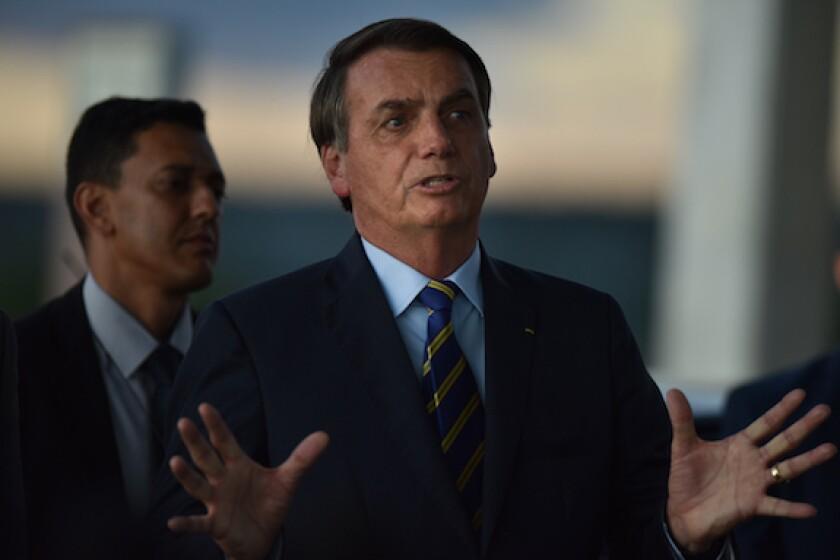 JAir Bolsonaro, Brazil, president, Covid-19, coronavirus, LatAm