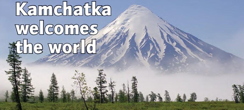 Kamchatka welcomes the world