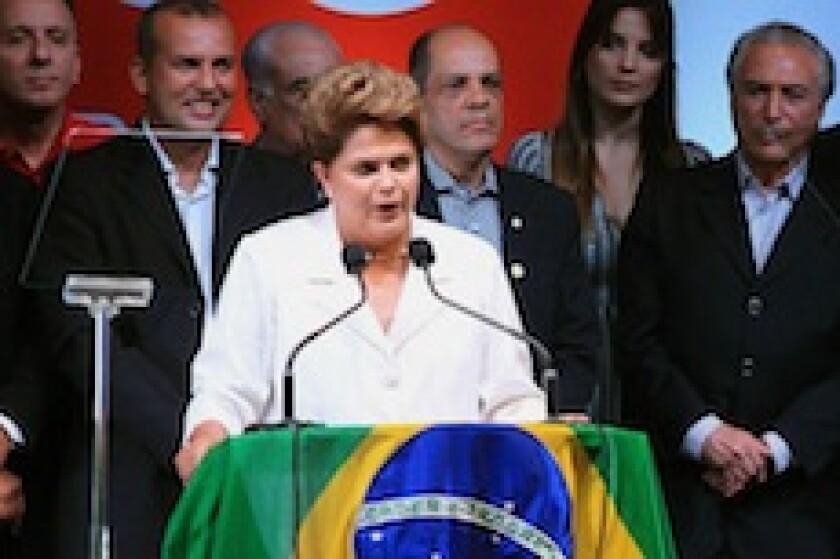Brazil, Dilma Rousseff