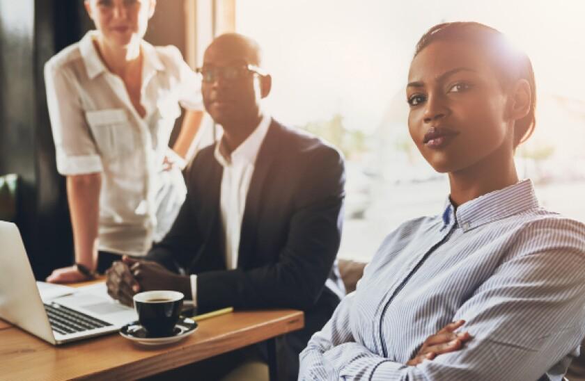 alamy 2021-07-22 black business woman 575x375