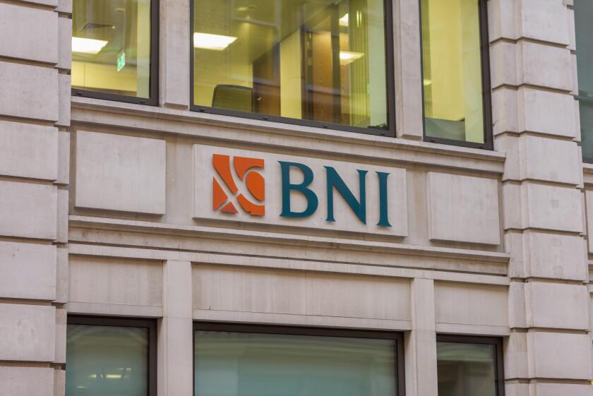 Bank Negara Indonesia alamy