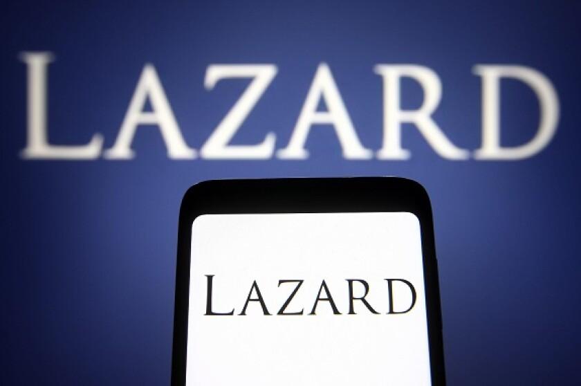 Lazard logo from Alamy 2Aug21 575x375