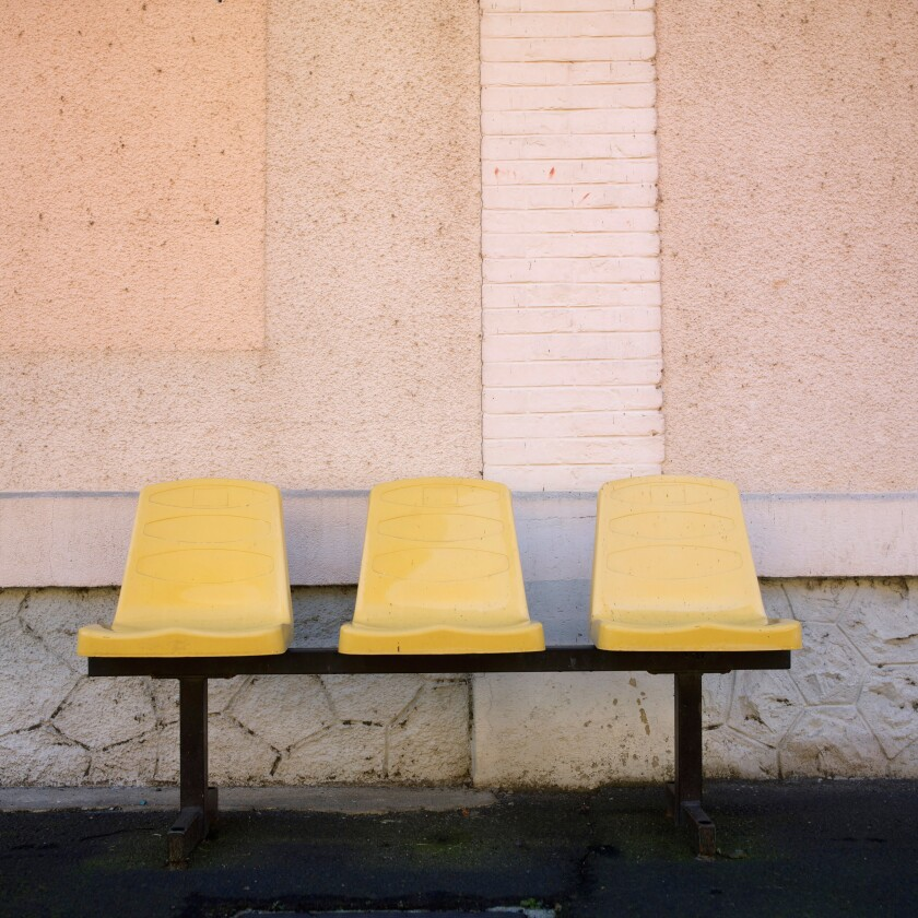 Three empty chairs HiRes
