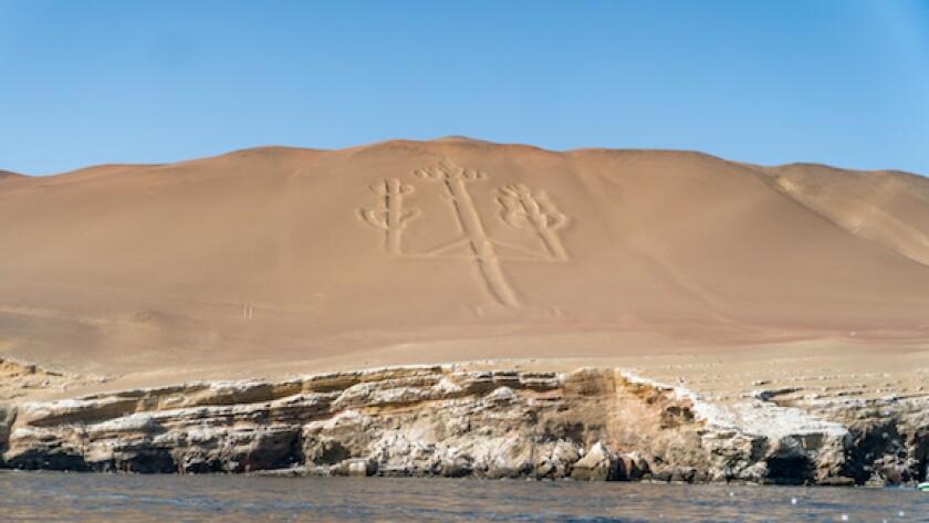 Peru, lines, line up, Paracas, LatAm, 575