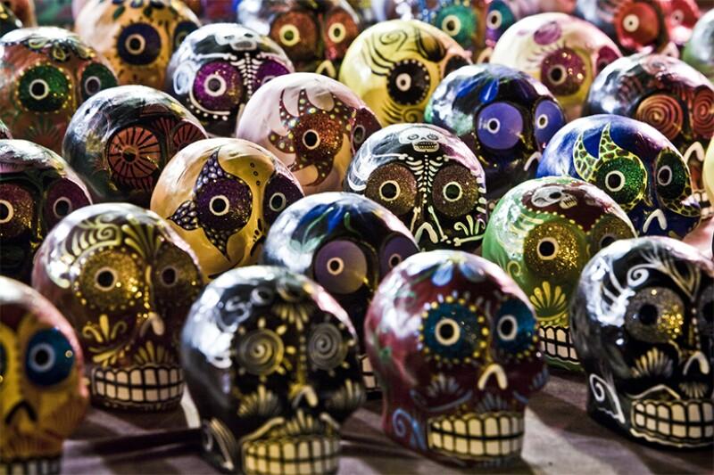 mexico skulls 780