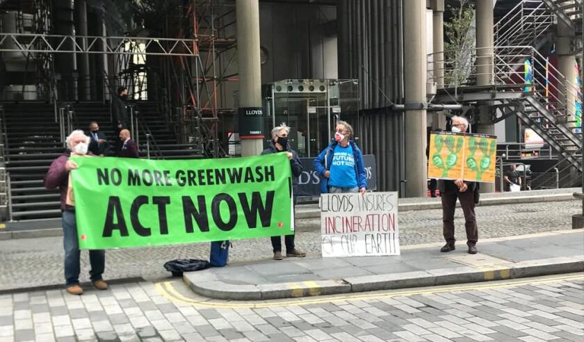 Protest Lloyd's HQ London May 21.jpg
