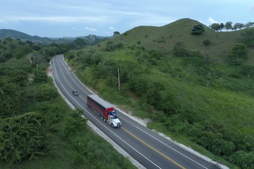 Sacyr, Puerta de Hierro, Montes de Maria, Colombia, 4G, LatAm, infrastructure