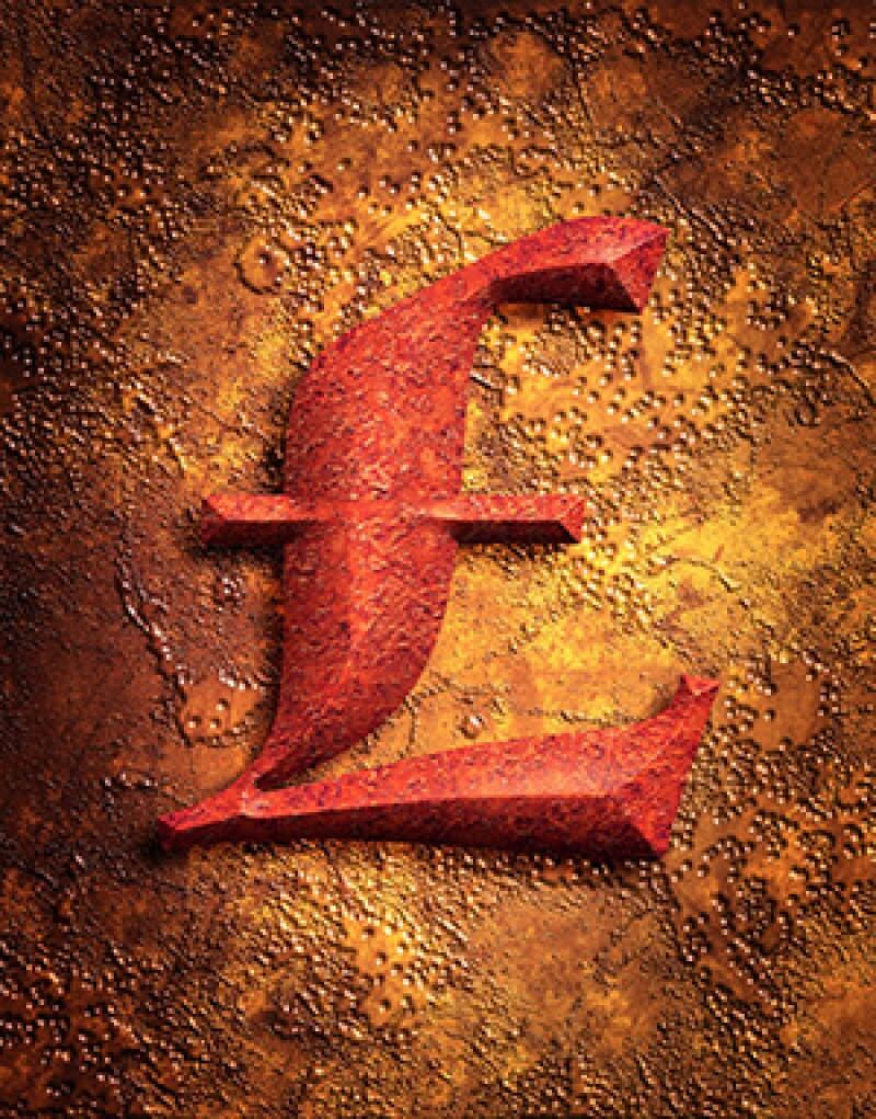 sterling symbol red-300