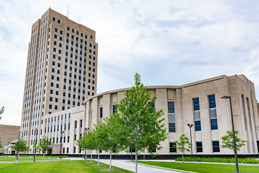 North Dakota capitol building Bismarck, ND.jpg
