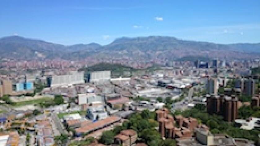 Medellin, Colombia, Bancolombia, LatAm