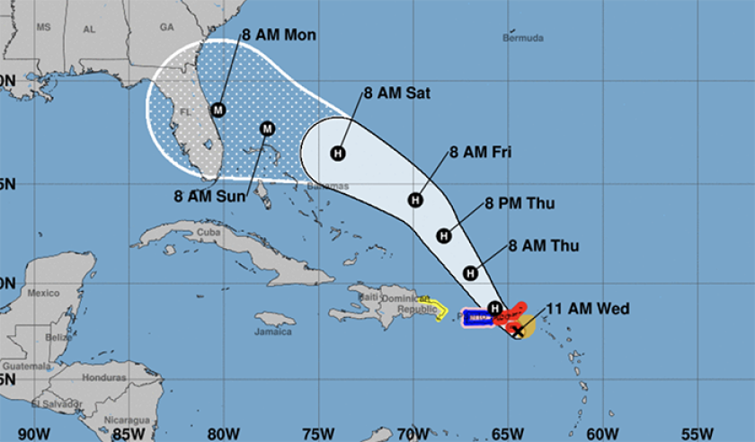 nhc-dorian-forecast-august-28-4pm-uk-time.png