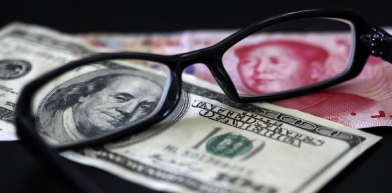 RMB dollar glasses-R-600