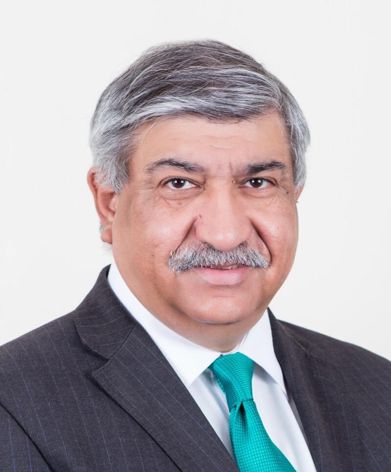 Rayomond Kotwal, Acting President and Chief Executive Officer, HBL.JPG