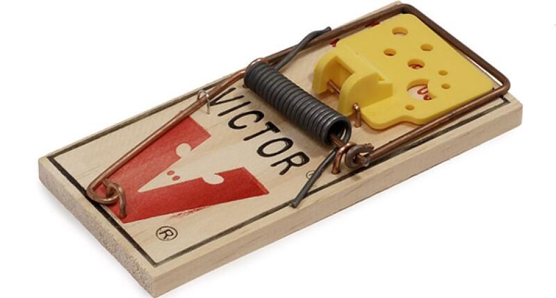 Mouse trap-600