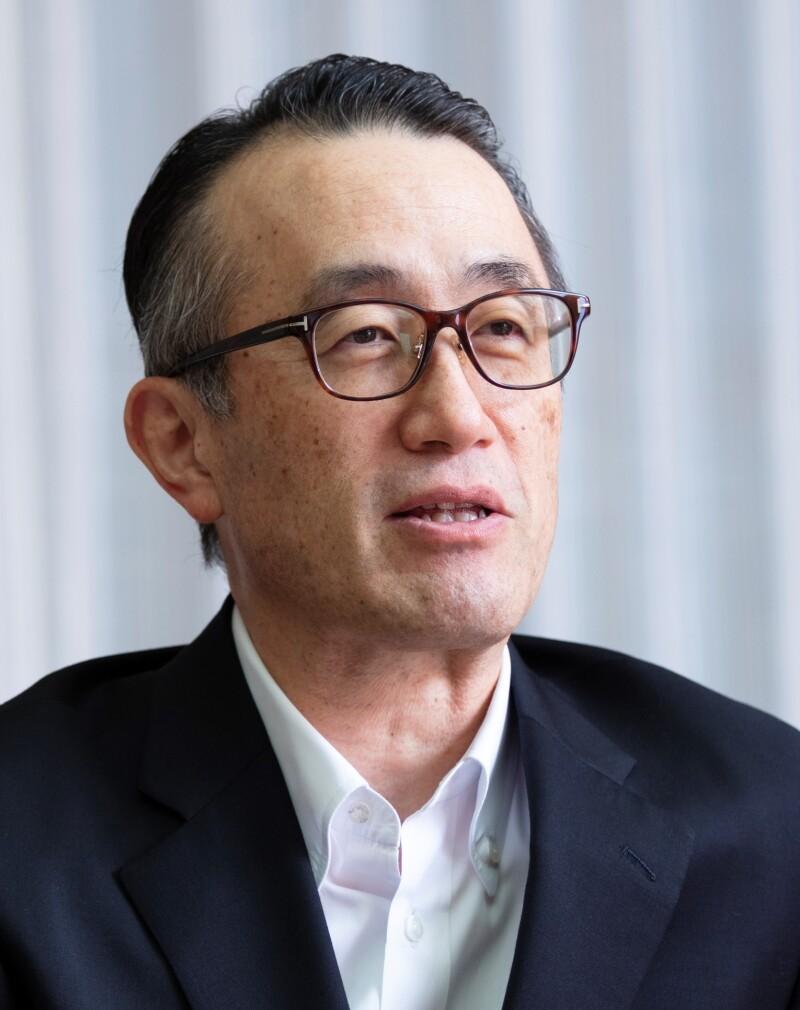 Kanetsugu Mike, President & CEO, MUFG Bank.jpg