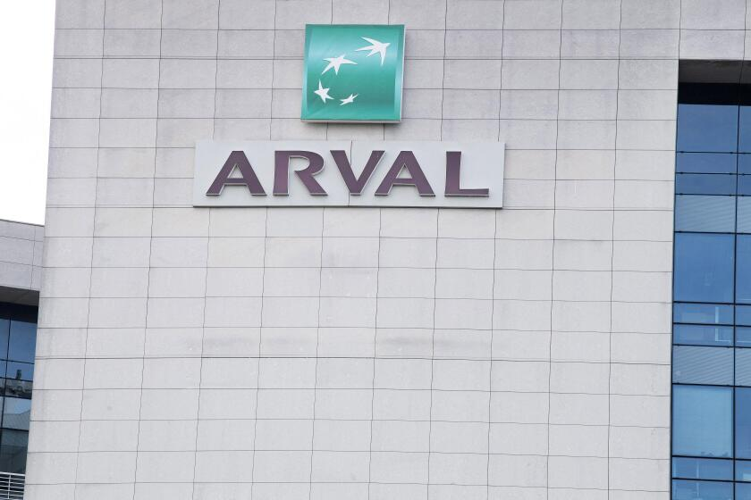 General view of Arval building ( BNP Parisbas ), on April 27, 2020 in Rueil-Maison , France.Photo by David NIVIERE/ABACAPRESS.COM