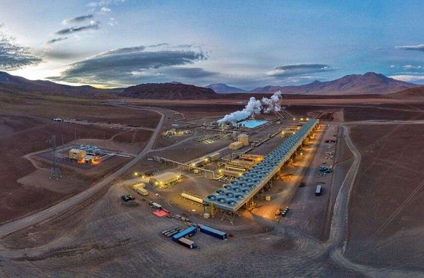 Cerro Pabellon Enel geothermal renewable Chile from co for use 575x375