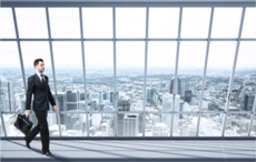 Walking businessman 230x150