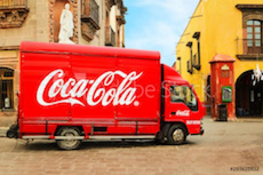 Coca-cola Femsa, bottling, bottle, Mexico, Latam