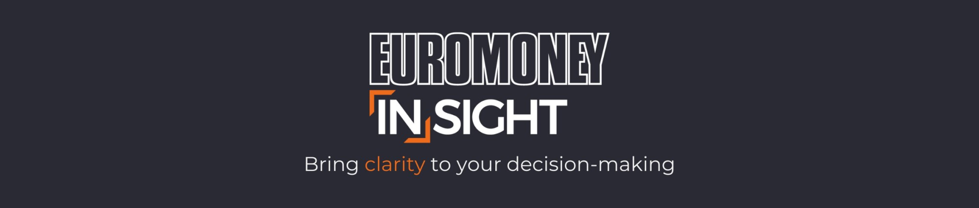 Euromoney Insight Landing Page header