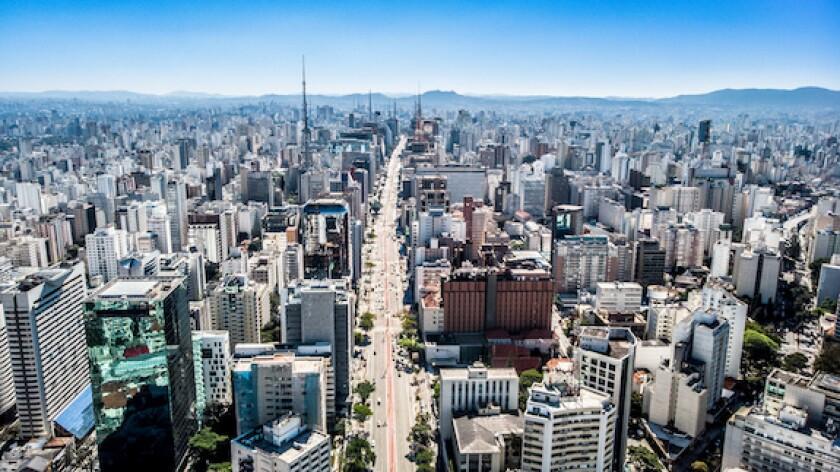 Brazil, LatAm, Sao Paulo, Avenida Paulista, 575