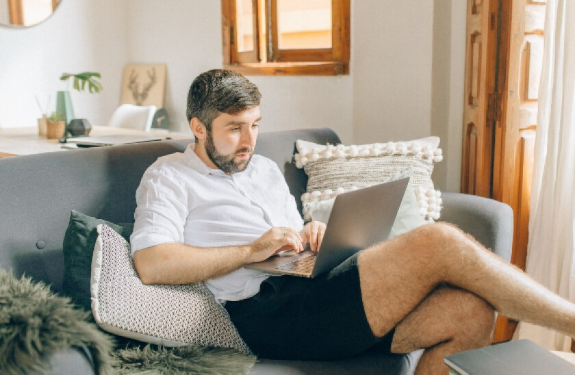 pexels work from home 575x375
