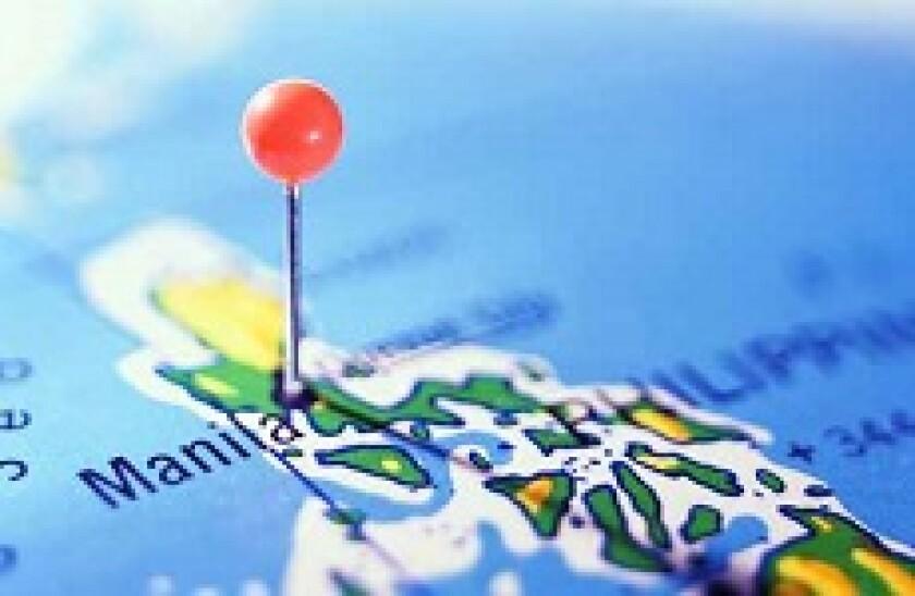 manila on map px23-0