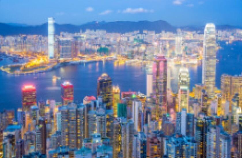 Hong Kong Fotolia
