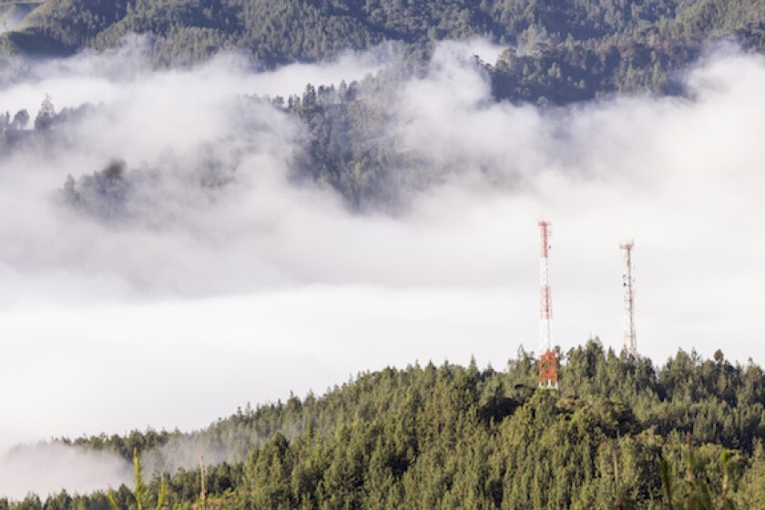 Colombia, Andes, telecom, tower, LatAm, ATP, 575