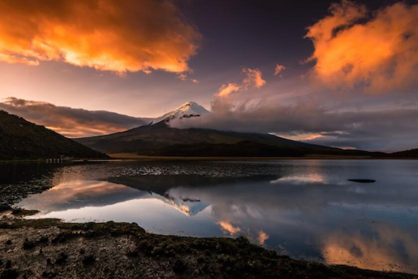 Ecuador, Cotopaxi, volcano, LatAm