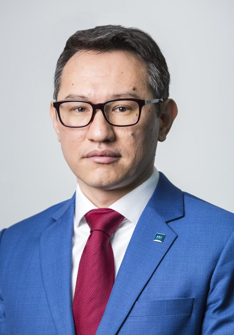 Askhat Azhikhanov, CEO, ABA Bank.JPG