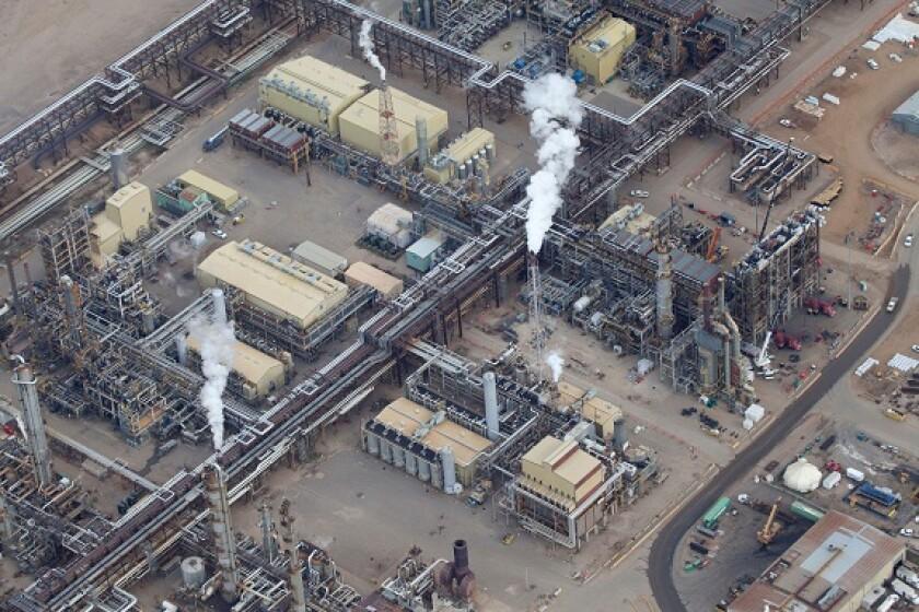 Tar sands oil Canada Alberta from Alamy 31Mar21 575x375
