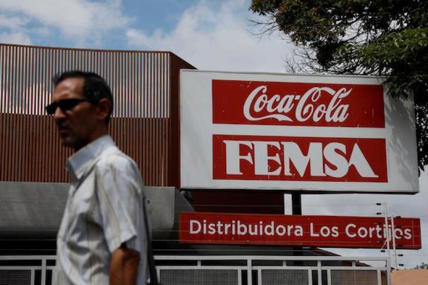 Coca-Cola Femsa, Mexico, LatAm, Venezuela, Bottles, Bottlers, 575, Fomento Economico Mexicano