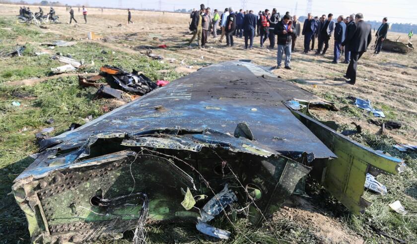 Evidence Suggests Ukraine Jet Was Shot Down