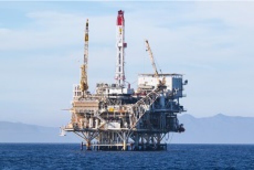 Oil rig offshore fossil fuels from Adobe 230x150