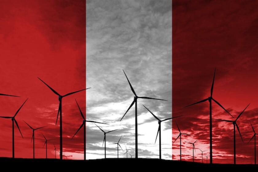 Peru, renewable energy, wind, ESG, green bond, sustainability, 575