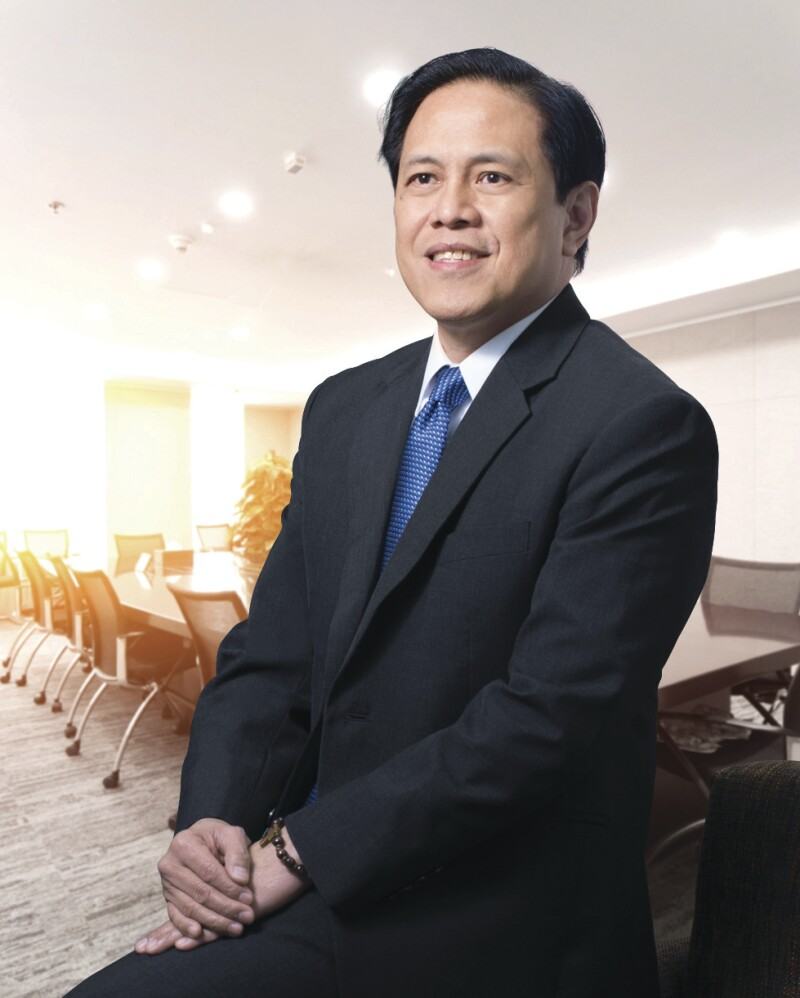Rabboni Francis B Arjonillo, President, First Metro Investment Corporation.jpg