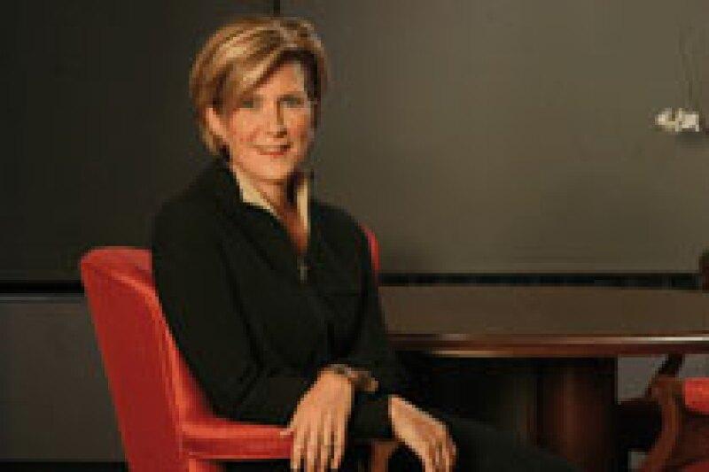 Mary Callahan Erdoes, CEO of JPMorgan Private Bank worldwide