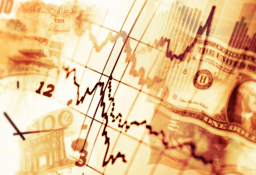 Volatile markets HiRes