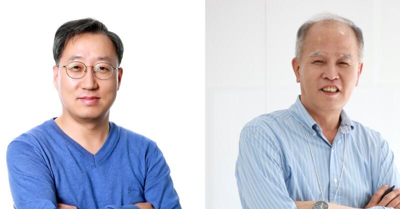 Daniel Yun and Yan Lee, Co-CEOs, kakaobank.jpg
