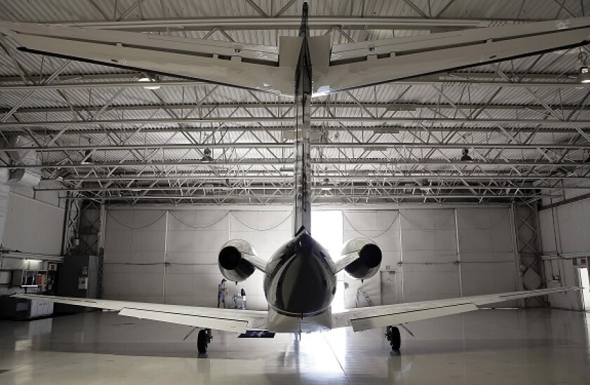 Business jets 575 375