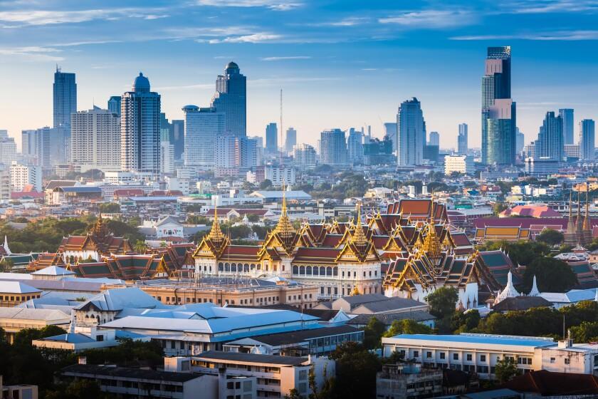 Bangkok Thailand adobe