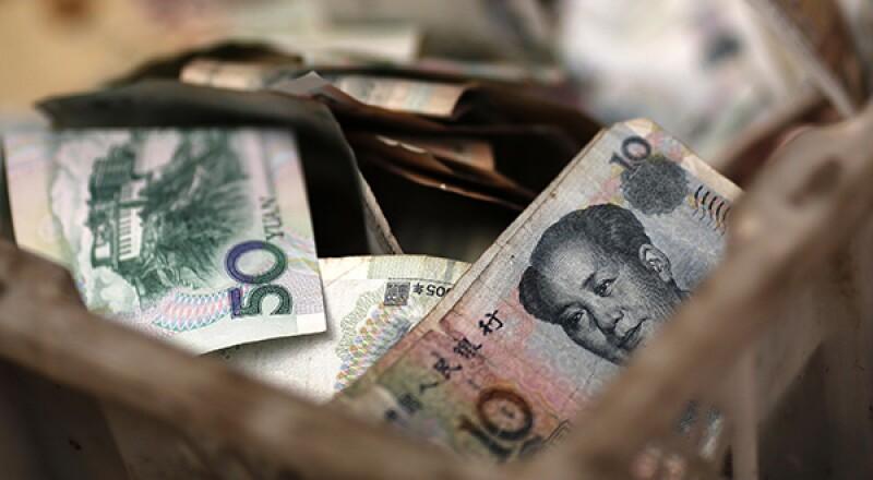Renminbi basket-R-600