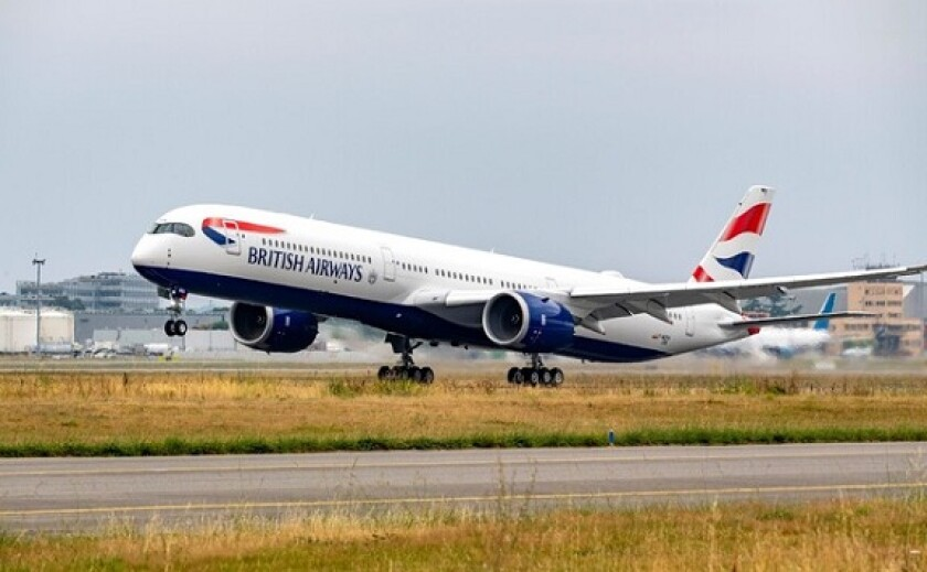 British Airways IAG Airbus A380 aircraft from BA for use 22Jul21 575x375