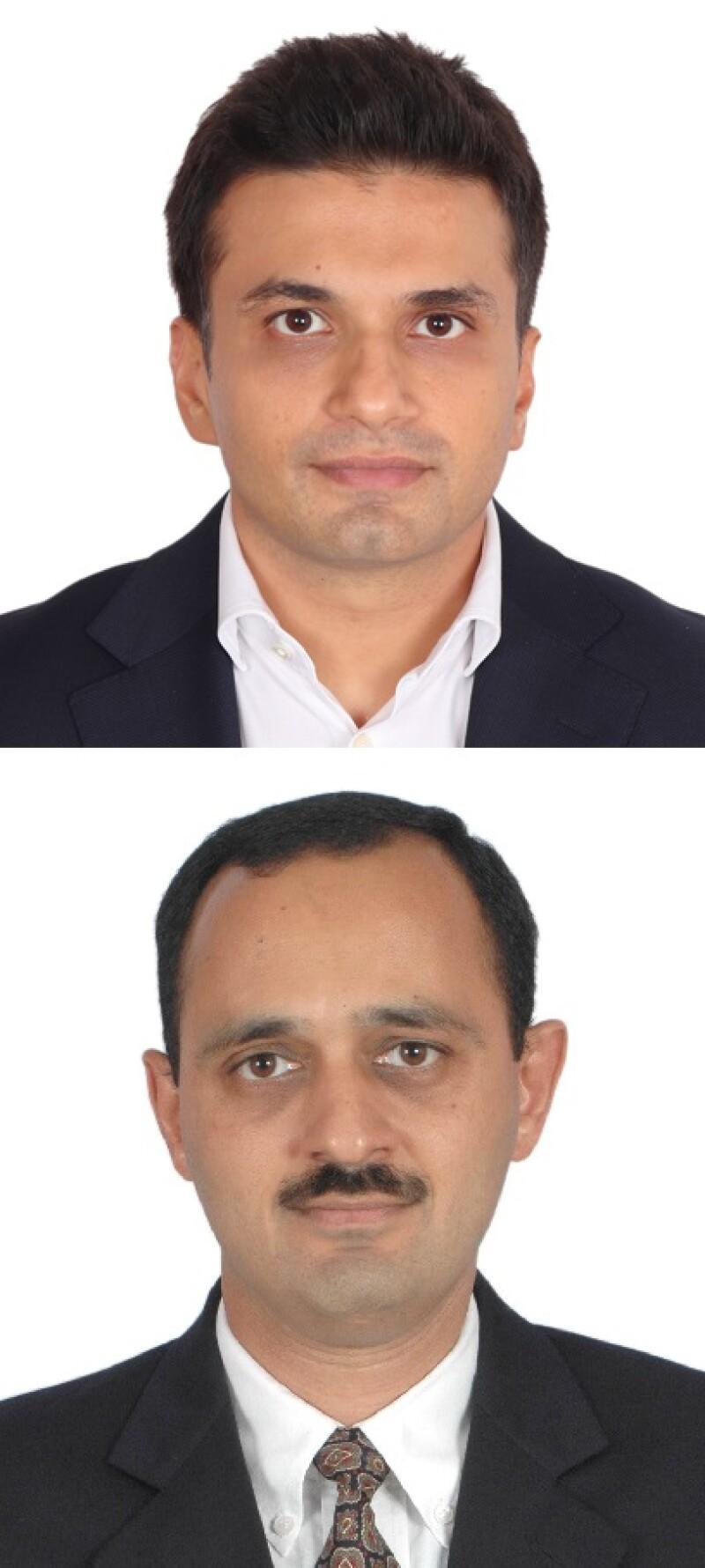 Chirag Negandhi, Salil Pitale, Axis Capital.jpg