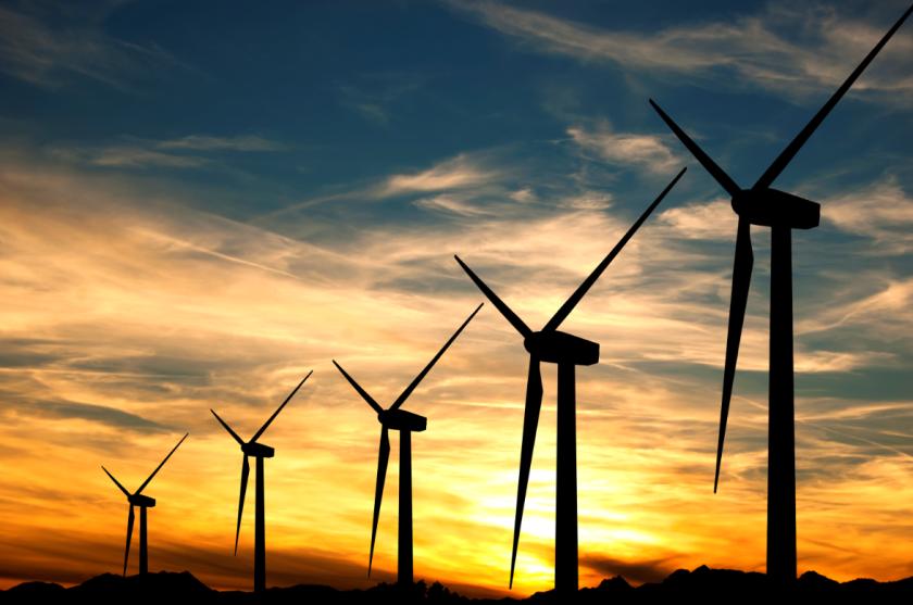 Wind turbines BBVA