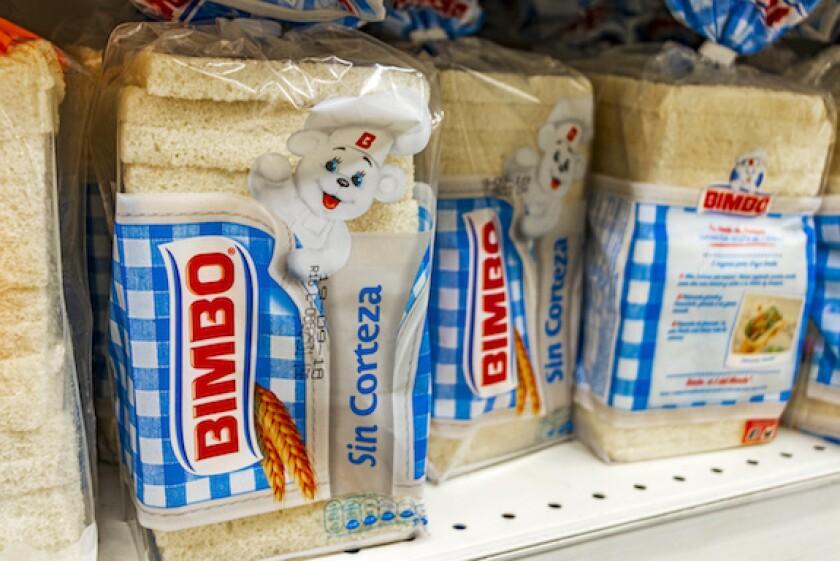 Grupo Bimbo, bread, LatAm, Mexico, sliced bread, bakery, 575