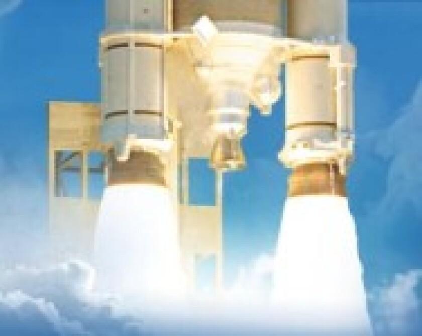 Safran rocket for new website